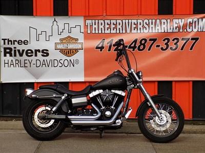 Used 2011 Harley-Davidson® Dyna® Street Bob®