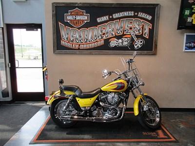 Used 2000 Harley-Davidson® Screamin' Eagle® FXR4