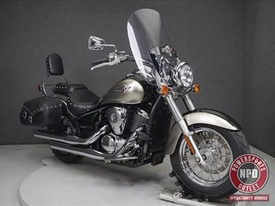 Used 2010 Kawasaki Vulcan® 900 Classic LT