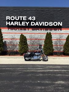 Used 2015 Harley-Davidson® Sportster® SuperLow® 1200T