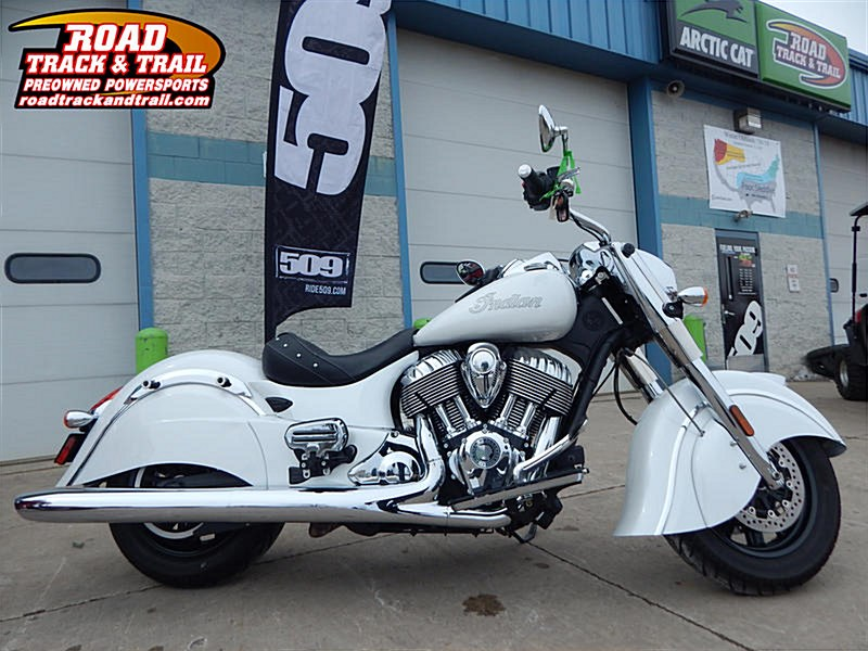 Photo of a 2017 Indian®  Chief® Classic