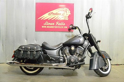 Used 2016 Indian® Chief® Dark Horse®