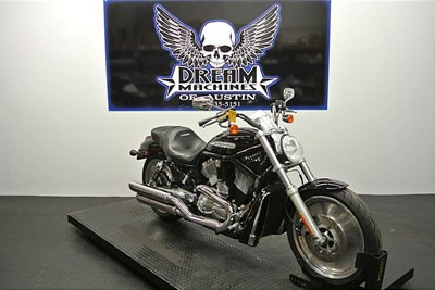 Used 2004 Harley-Davidson® V-Rod® - Black Frame