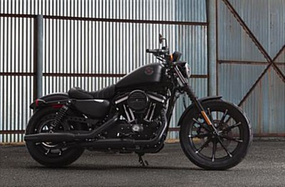 Harley Davidson Springfield Mo >> Sportster Iron 883