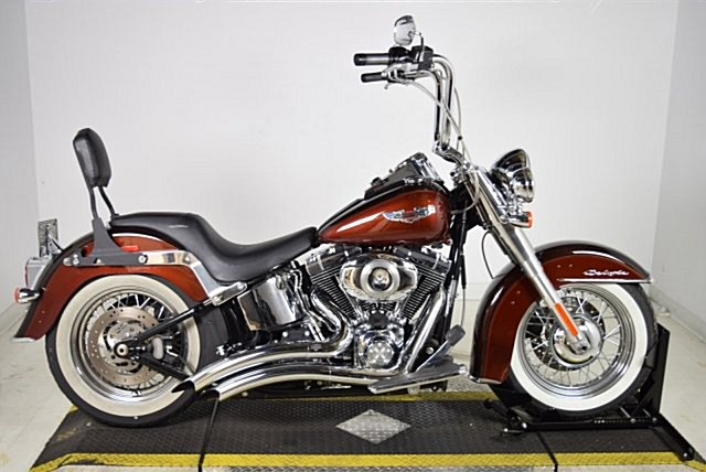 Photo of a 2011 Harley-Davidson® FLSTN Softail® Deluxe
