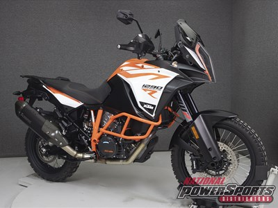 Used 2018 KTM 1290 Super Adventure R