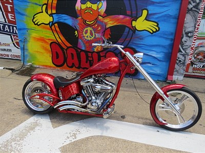 Used 2005 Big Bear Choppers Pro Street Venom
