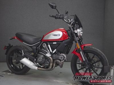 Used 2015 Ducati Scrambler Icon