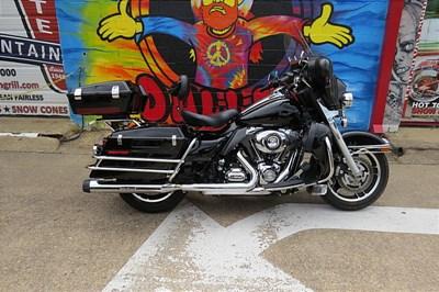 Used 2011 Harley-Davidson® Electra Glide Police