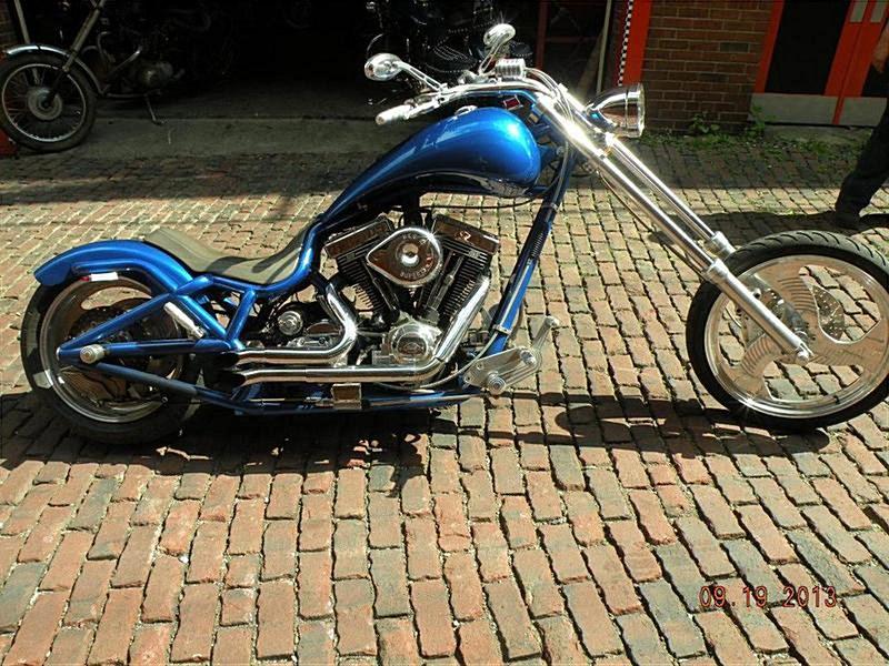 Photo of a 2002 Bourget Bike Works  Python