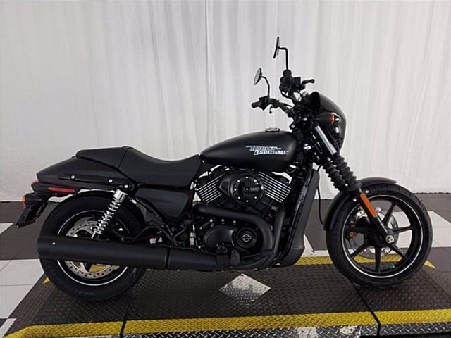 Photo of a 2020 Harley-Davidson® XG750 Street® 750