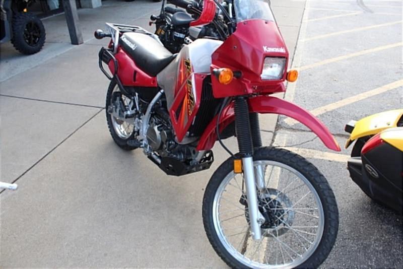 Photo of a 2007 Kawasaki KL650A KLR650