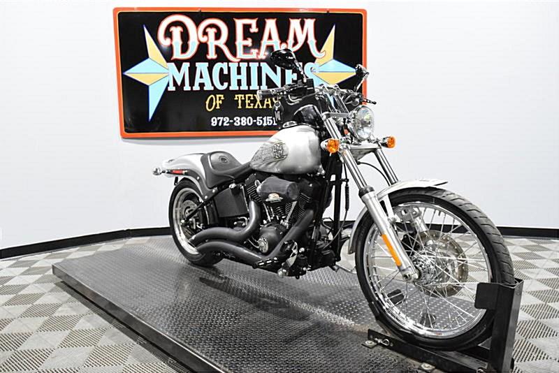 Photo of a 2009 Harley-Davidson® FXSTB Softail® Night Train®