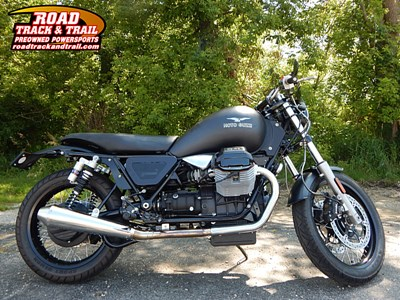 Used 2011 Moto Guzzi California Black Eagle