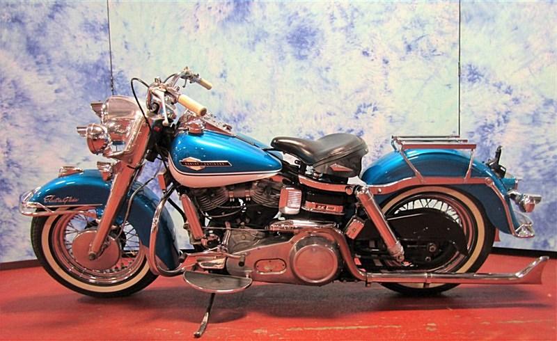 Photo of a 1965 Harley-Davidson® FLH Electra Glide® Super Sport