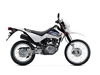 Photo of a 2019 Suzuki DR-Z400SM