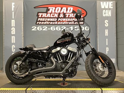 Used 2012 Harley-Davidson® Sportster® Forty-Eight™