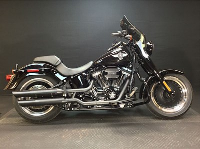 Used 2016 Harley-Davidson® Softail® Fat Boy® S