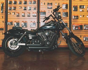 Used 2013 Harley-Davidson® Dyna® Wide Glide