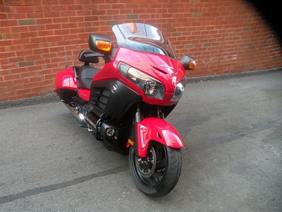 Used 2013 Honda® Gold Wing® F6B Deluxe