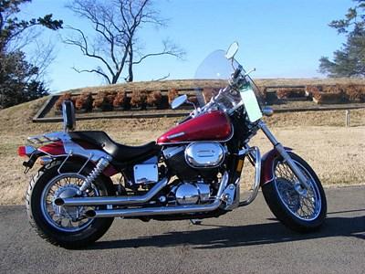 Used 2007 Honda® Shadow 750 Aero