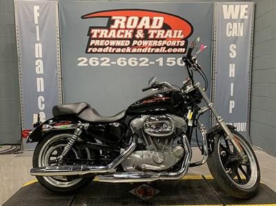 Used 2013 Harley-Davidson® Sportster® 883 Superlow™