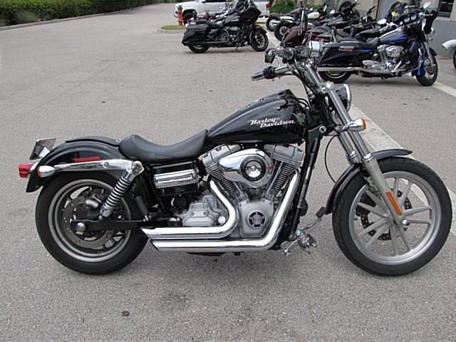 Photo of a 2008 Harley-Davidson® FXD Dyna® Super Glide®