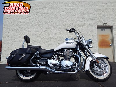 Used 2017 Triumph Thunderbird Storm ABS