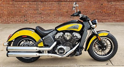 New 2019 Indian® Scout®