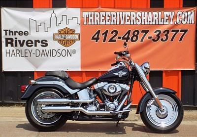 Used 2013 Harley-Davidson® Softail® Fat Boy®
