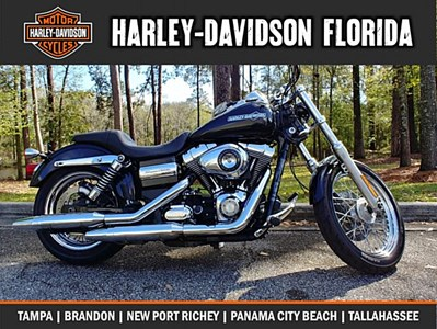 Used 2012 Harley-Davidson® Dyna® Super Glide Custom
