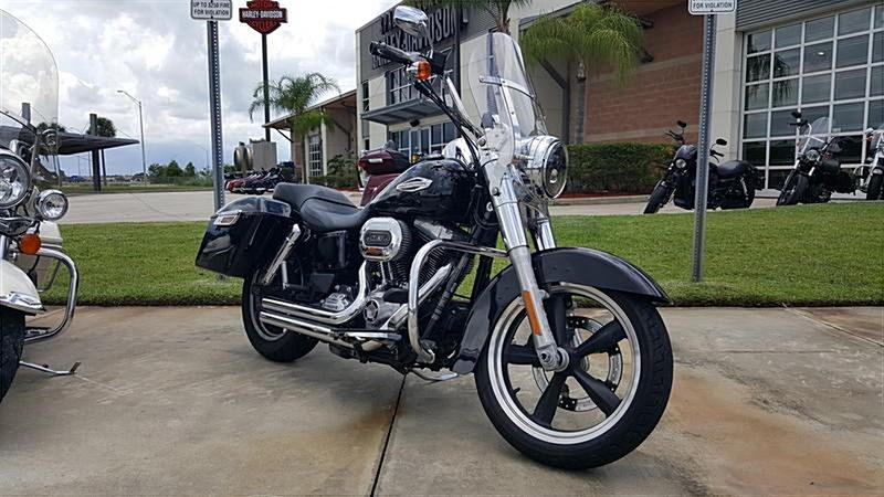 Photo of a 2016 Harley-Davidson® FLD Dyna® Switchback™