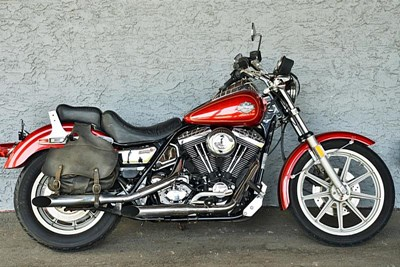 Used 1985 Harley-Davidson® Low Glide®