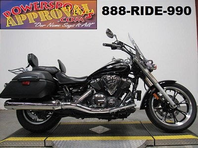 Used 2012 Yamaha V-Star 950 Tourer