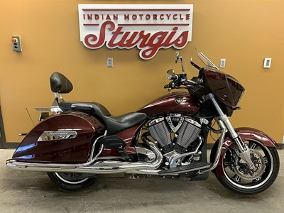 Used 2010 Victory Cross Country®
