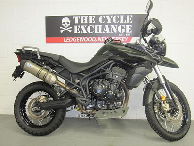 Used 2013 Triumph Tiger 800 XC ABS