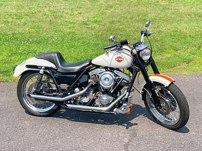 Used 1983 Harley-Davidson® Sport Glide®