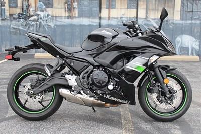 Used 2019 Kawasaki Ninja® 650 ABS