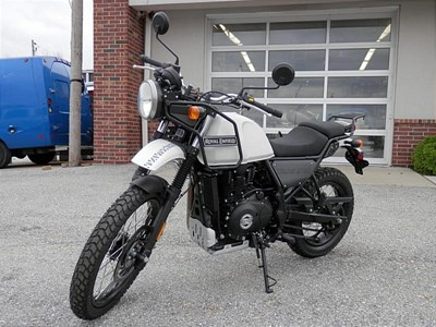 New 2019 Royal Enfield Himalayan ABS