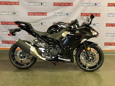 Used 2019 Kawasaki Ninja 400 ABS