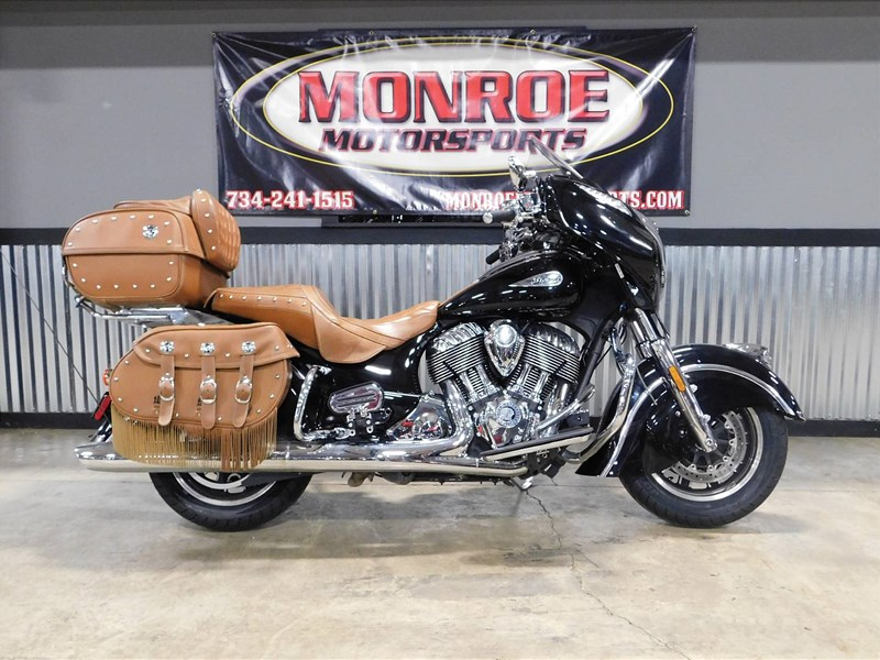Photo of a 2017 Indian®  Roadmaster™ Classic