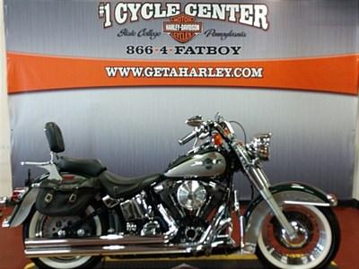 Used 1996 Harley-Davidson® Heritage Softail® Nostalgia