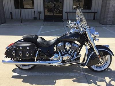 Used 2014 Indian® Motorcycle Chief® Vintage