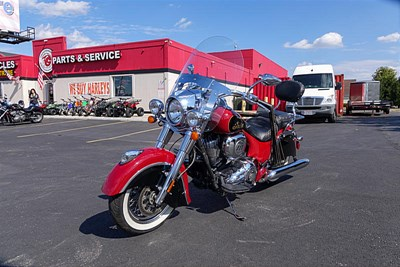 Used 2015 Indian® Motorcycle Chief® Classic