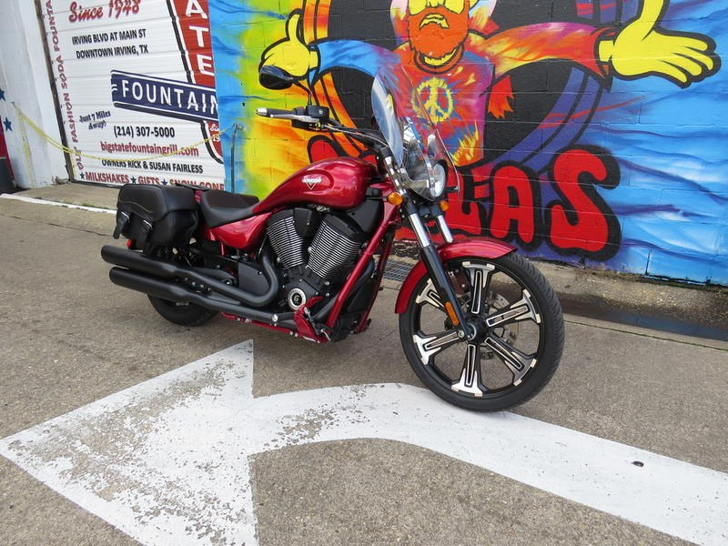 2016 Victory Vegas 174 Red Dallas Texas 915436