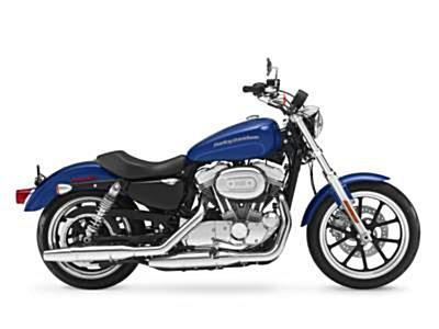 Used 2017 Harley-Davidson® Sportster® SuperLow®