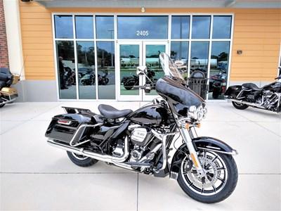 New 2020 Harley-Davidson® Electra Glide® Police