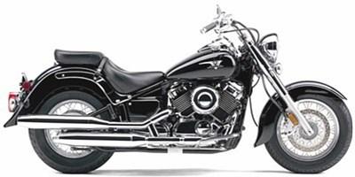 Used 2008 Yamaha V-Star 650 Classic