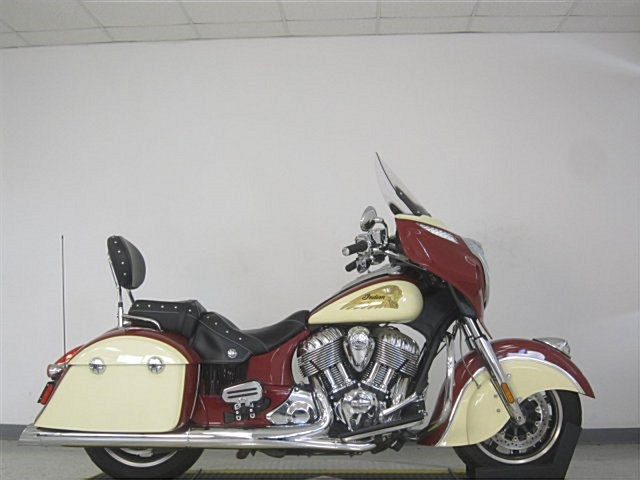Photo of a 2015 Indian®  Chieftain®