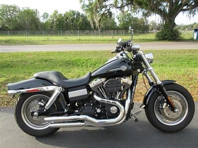 Used 2009 Harley-Davidson® Dyna® Fat Bob™